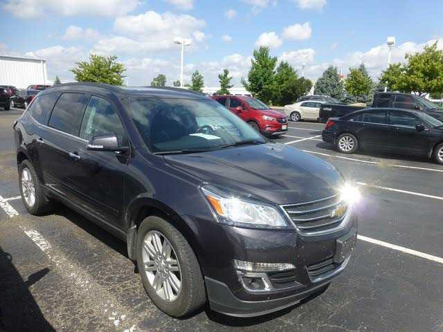 Chevrolet Traverse 2014 $17000.00 incacar.com