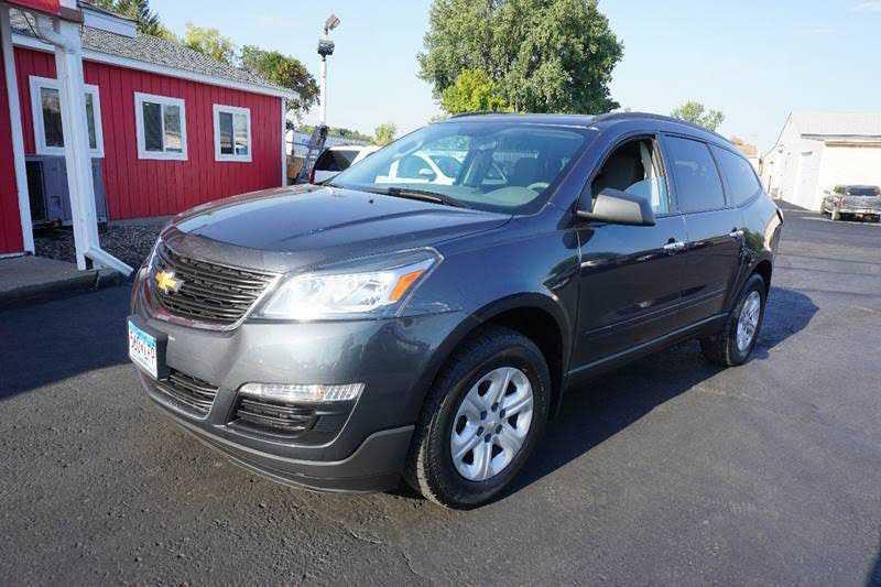 Chevrolet Traverse 2014 $11489.00 incacar.com