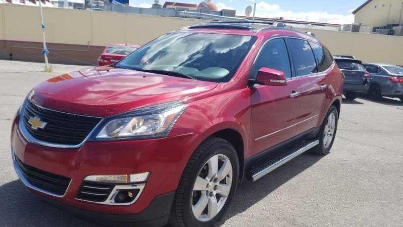 Chevrolet Traverse 2014 $10995.00 incacar.com
