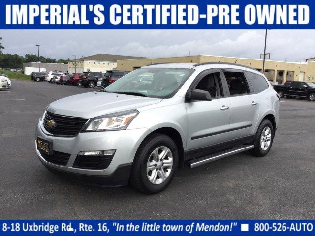Chevrolet Traverse 2015 $22444.00 incacar.com