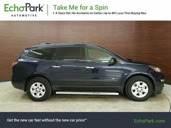 Chevrolet Traverse 2015 $17389.00 incacar.com