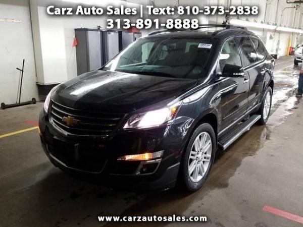 Chevrolet Traverse 2015 $13999.00 incacar.com