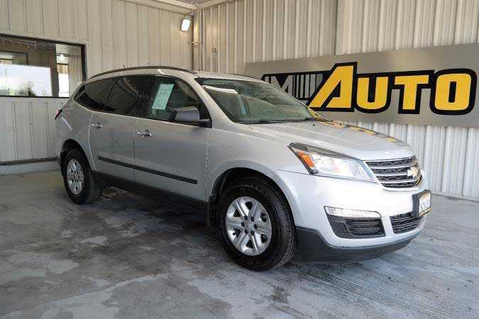 Chevrolet Traverse 2015 $16888.00 incacar.com