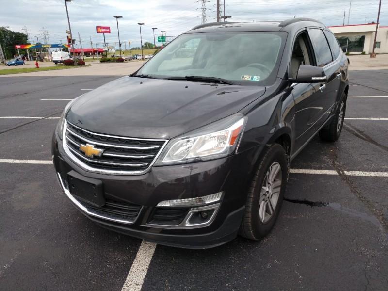 Chevrolet Traverse 2015 $7500.00 incacar.com