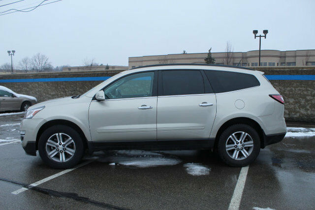 Chevrolet Traverse 2016 $24832.00 incacar.com
