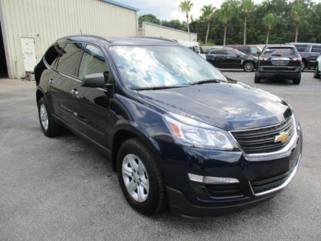 Chevrolet Traverse 2016 $21497.00 incacar.com
