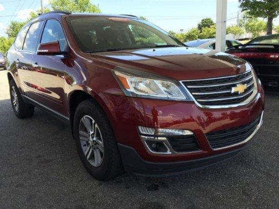Chevrolet Traverse 2016 $23995.00 incacar.com