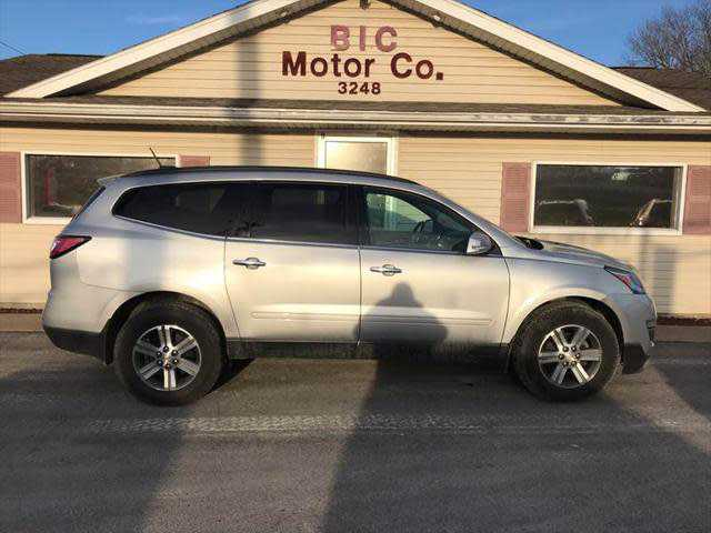 Chevrolet Traverse 2016 $169953.00 incacar.com
