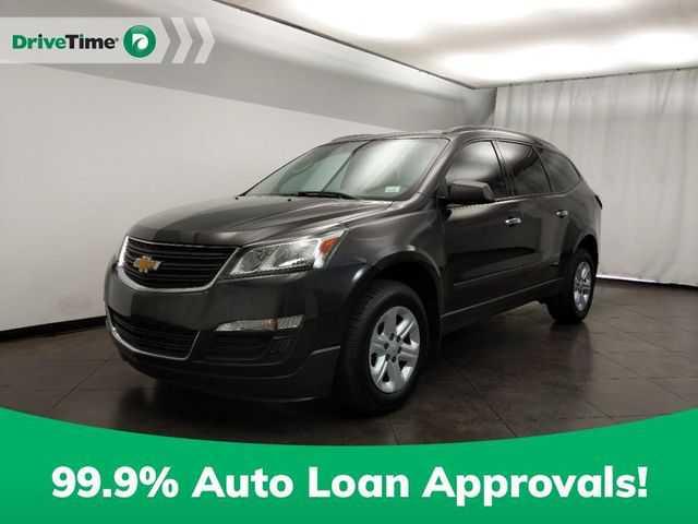 Chevrolet Traverse 2016 $15995.00 incacar.com