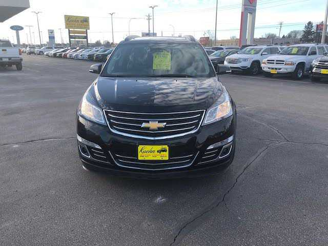 Chevrolet Traverse 2016 $19900.00 incacar.com