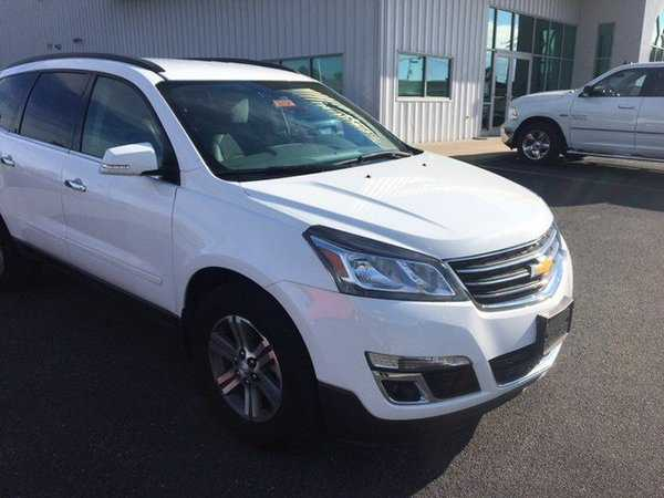 Chevrolet Traverse 2017 $36100.00 incacar.com