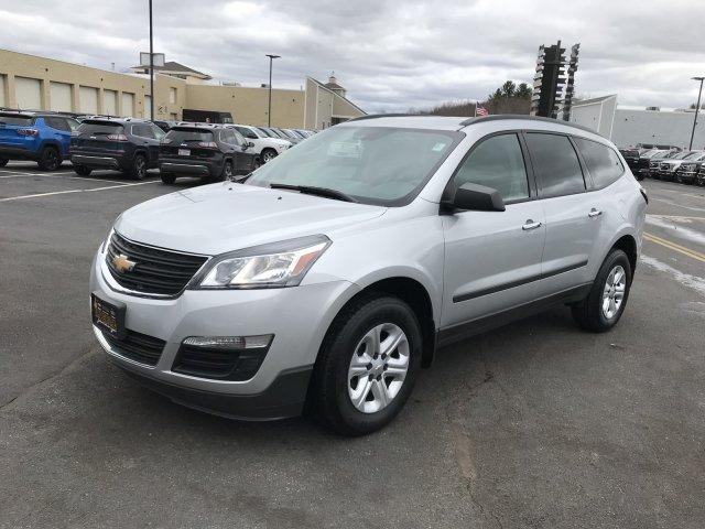 Chevrolet Traverse 2017 $23500.00 incacar.com