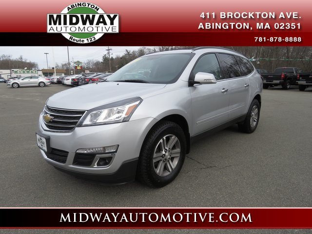 Chevrolet Traverse 2017 $24643.00 incacar.com