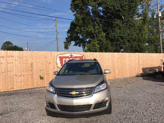 used Chevrolet Traverse 2017 vin: 1GNKRGKD8HJ114283