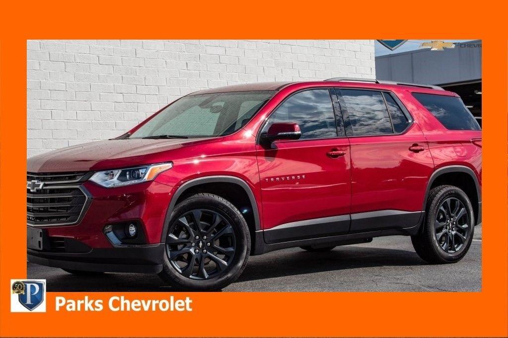 Chevrolet Traverse 2018 $41400.00 incacar.com