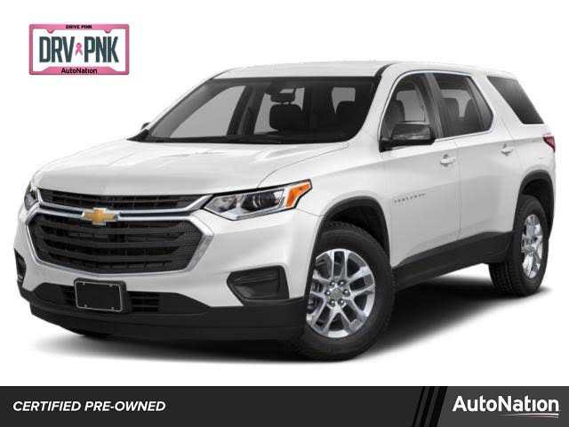 Chevrolet Traverse 2018 $25998.00 incacar.com