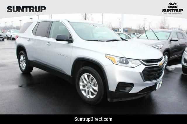 Chevrolet Traverse 2018 $26855.00 incacar.com