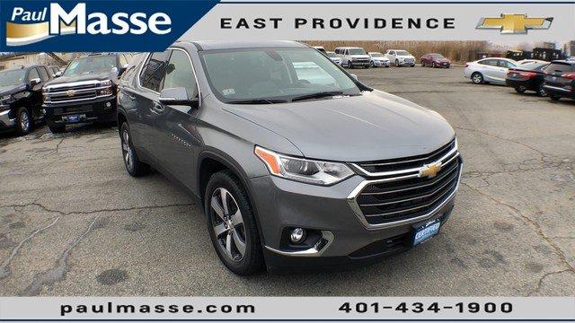 Chevrolet Traverse 2018 $35988.00 incacar.com