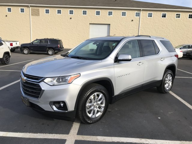 Chevrolet Traverse 2018 $34944.00 incacar.com