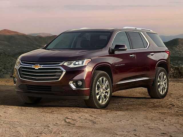 Chevrolet Traverse 2018 $31194.00 incacar.com