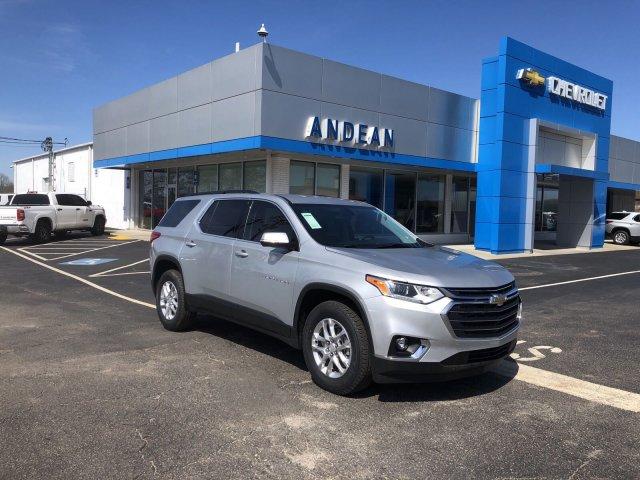 Chevrolet Traverse 2019 $33319.00 incacar.com
