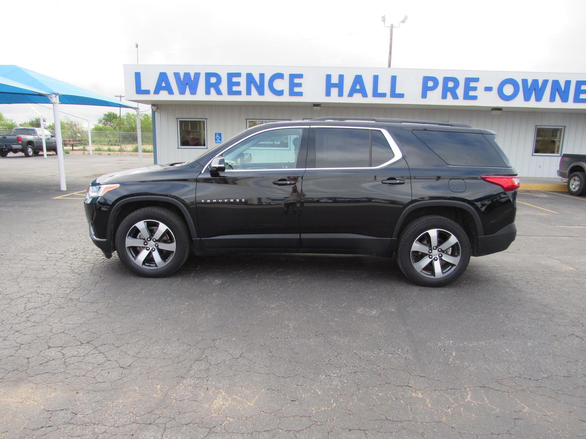 Chevrolet Traverse 2019 $35900.00 incacar.com