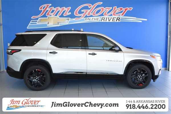 Chevrolet Traverse 2019 $47667.00 incacar.com