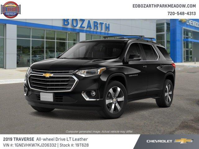 Chevrolet Traverse 2019 $43544.00 incacar.com