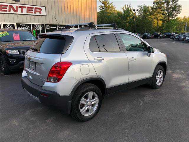 Chevrolet Trax 2015 $8900.00 incacar.com