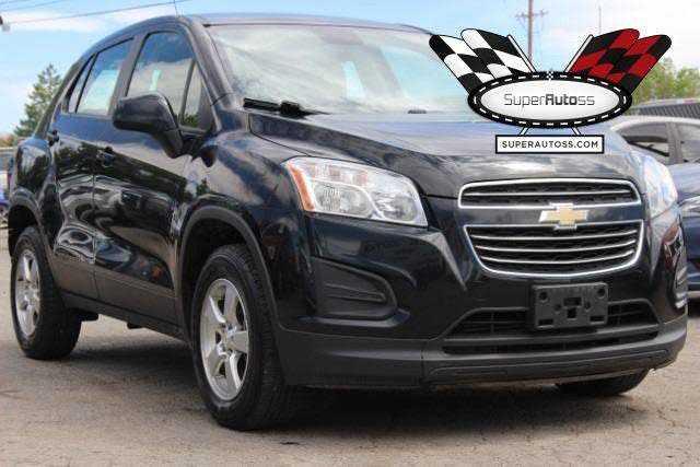 Chevrolet Trax 2015 $5950.00 incacar.com