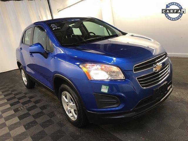 Chevrolet Trax 2015 $17070.00 incacar.com