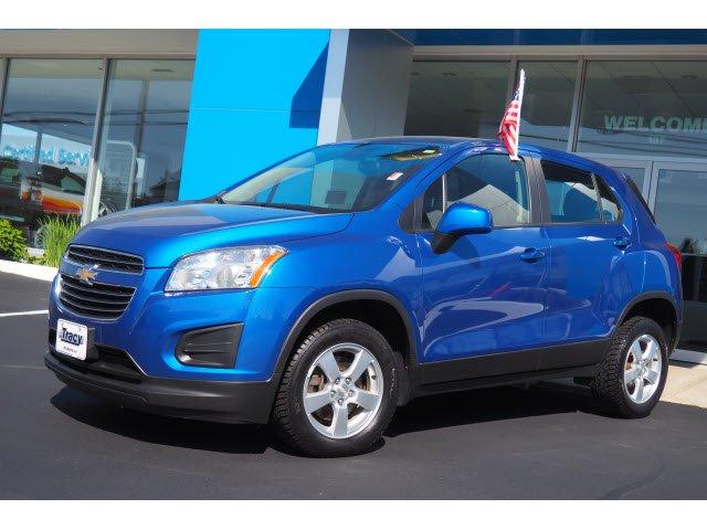 Chevrolet Trax 2015 $14500.00 incacar.com
