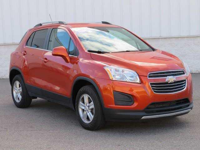 Chevrolet Trax 2016 $14500.00 incacar.com