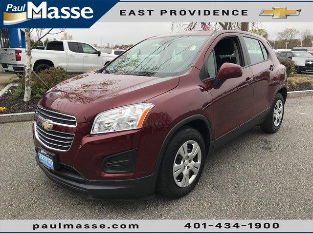 Chevrolet Trax 2016 $14988.00 incacar.com
