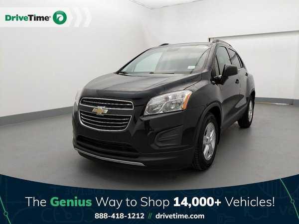 Chevrolet Trax 2016 $13995.00 incacar.com