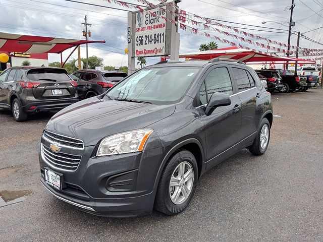 Chevrolet Trax 2016 $14910.00 incacar.com