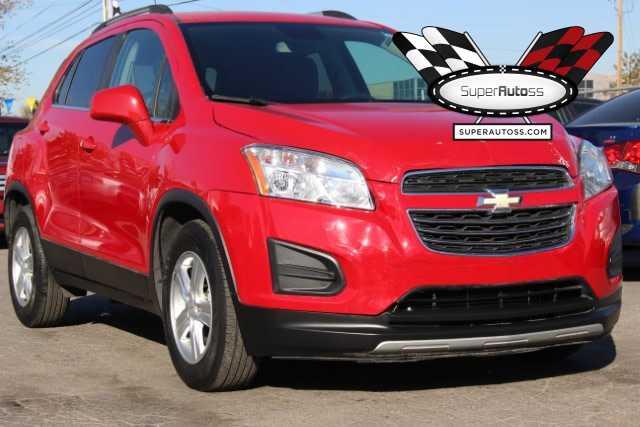 Chevrolet Trax 2016 $6950.00 incacar.com