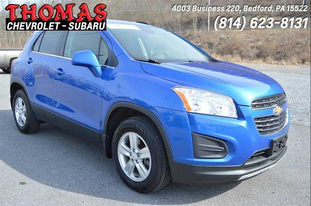 Chevrolet Trax 2016 $16998.00 incacar.com