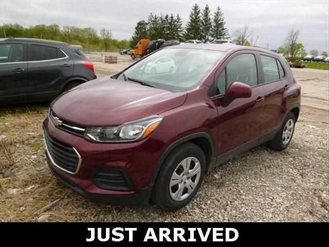 Chevrolet Trax 2017 $13750.00 incacar.com