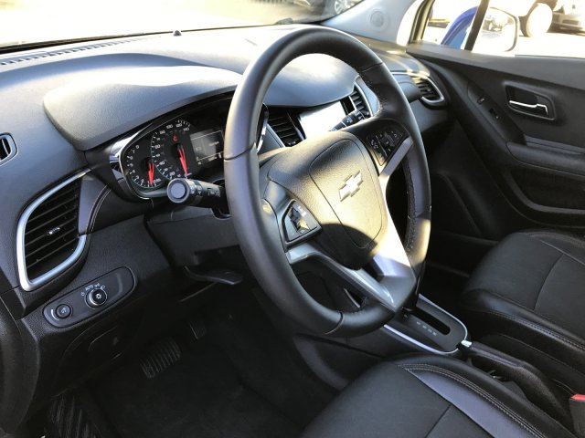 Chevrolet Trax 2017 $18944.00 incacar.com