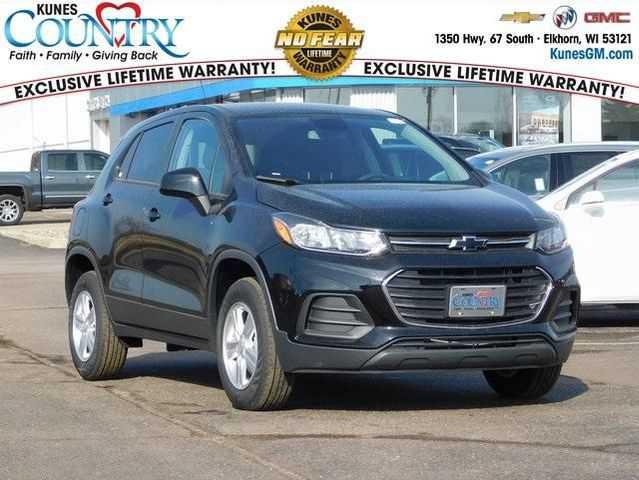 Chevrolet Trax 2019 $20990.00 incacar.com