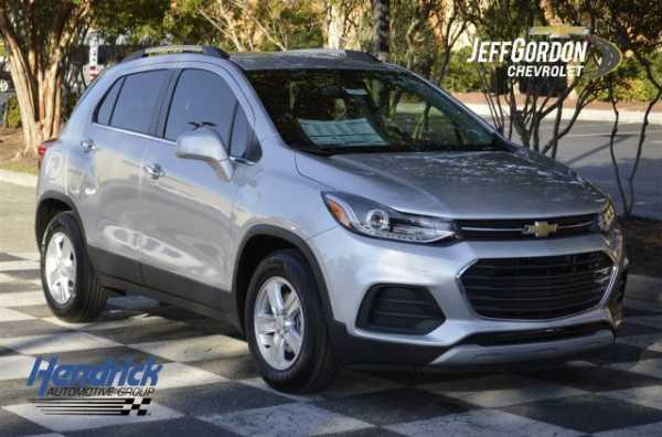 Chevrolet Trax 2019 $21435.00 incacar.com