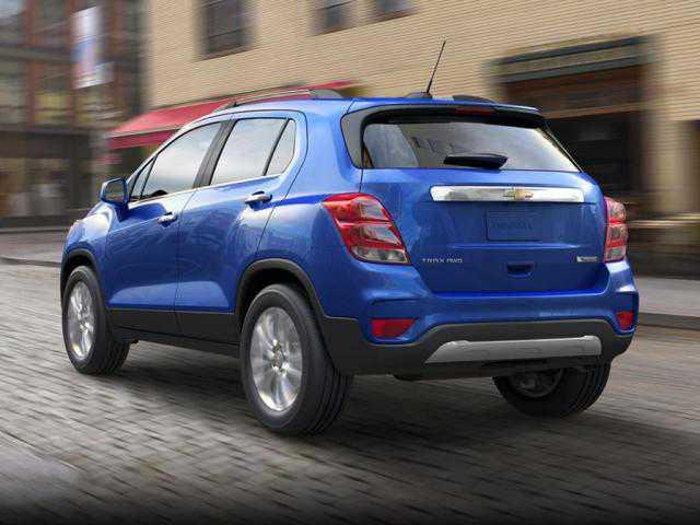 Chevrolet Trax 2019 $8689.00 incacar.com