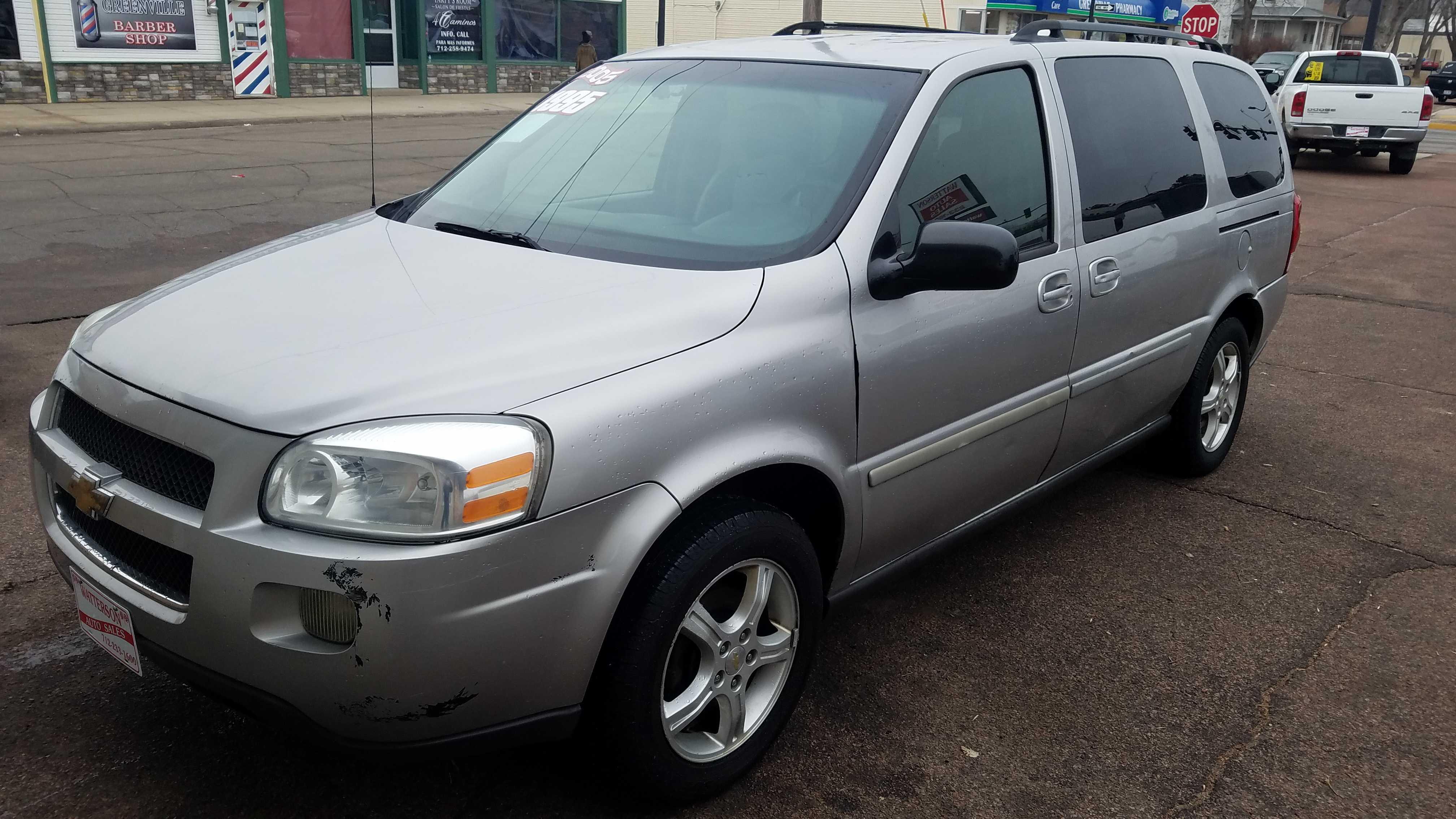 Chevrolet Uplander 2005 $1995.00 incacar.com