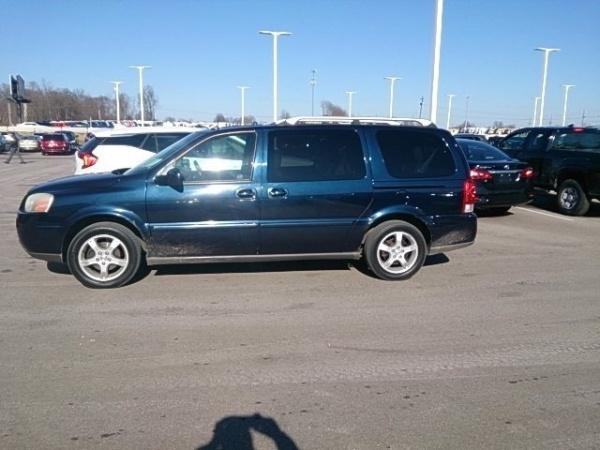 Chevrolet Uplander 2005 $3000.00 incacar.com