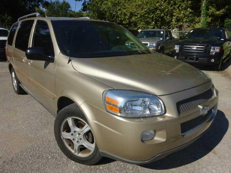 Chevrolet Uplander 2006 $1495.00 incacar.com