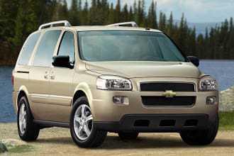 Chevrolet Uplander 2006 $1700.00 incacar.com