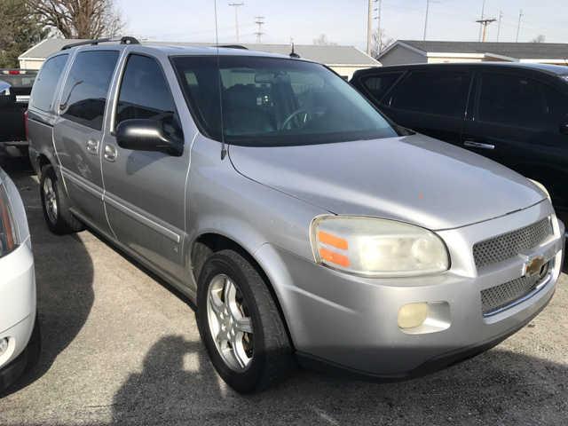 Chevrolet Uplander 2006 $5495.00 incacar.com