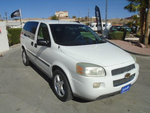 used Chevrolet Uplander 2007 vin: 1GNDU23117D104660