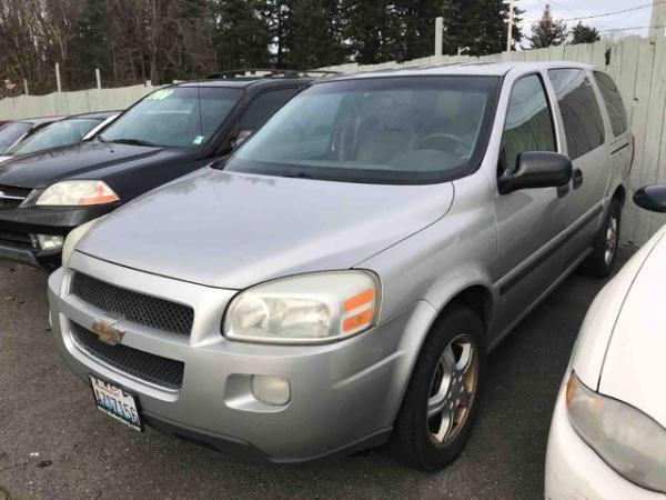 Chevrolet Uplander 2007 $3495.00 incacar.com